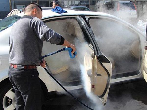 汽车外部清洗